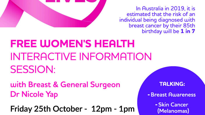 Womens Health Info Session Nw Tas 002